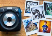 تصویر بهترین دوربین های چاپ سریع عکس