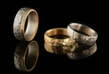 خرید انگشتر طلا زنانه نگین دار و بدون نگین