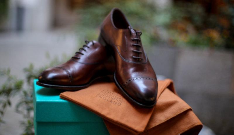 راهنمای خرید کفش چرمی مردانه رسمی و اداری