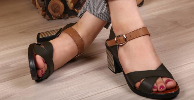خرید و قیمت کفش صندل زنانه