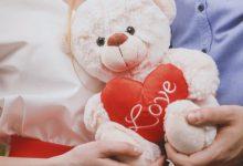 ست هدیه خرس ولنتاین 98 با قیمت مناسب