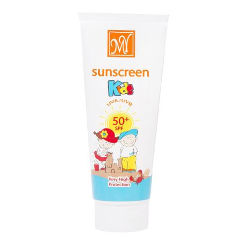 کرم ضد آفتاب کودک مای مدل Kids Spf50 حجم 75 میلی لیتر