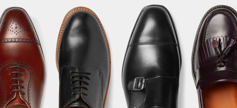 شکل کفش