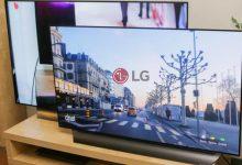 تصویر خرید تلویزیون ال جی 43 اینچ تا 75 اینچ هوشمند با کیفیت 4K