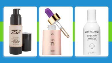 تصویر 10 مدل از بهترین پرایمر برای انواع پوست چرب و خشک