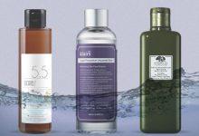 تصویر 11 مدل از بهترین تونر صورت برای انواع پوست چرب و خشک