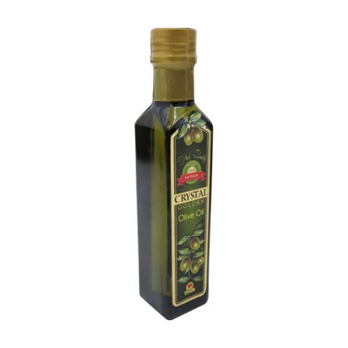 روغن زیتون تصفیه شده کریستال طلایی - 250 گرم