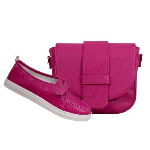 ست کیف و کفش زنانه کد SE042_10