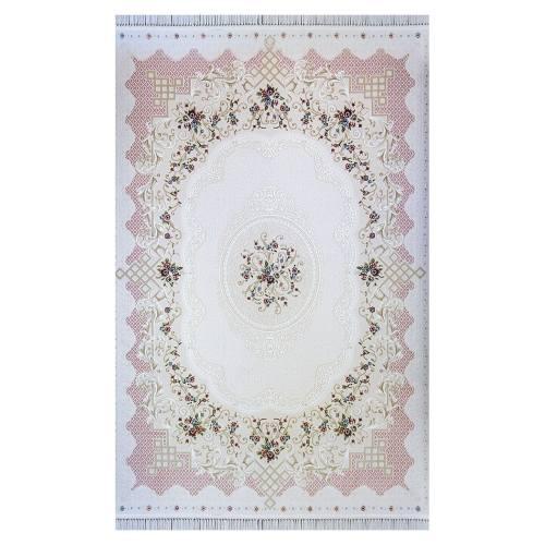 فرش ماشینی مرینوس طرح کاپادکیا 65 957 زمینه سفید