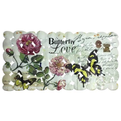 پادری حمام بث مت مدل پروانه