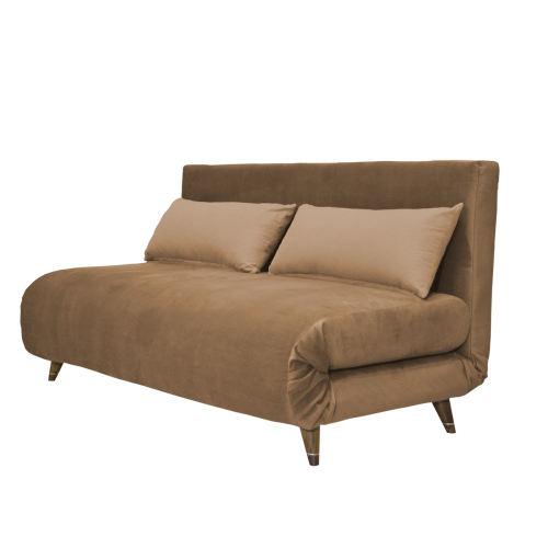 کاناپه مبل تختخواب شو ( تختشو ، تخت خواب شو ) دو نفره آرا سوفا مدل NG20