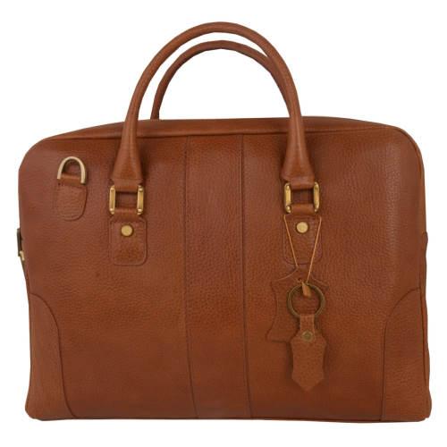 کیف اداری زنانه کهن چرم مدل L155-1