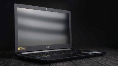 تصویر بررسی و خرید لپ تاپ ایسر اسپایر 715 مدل 71G-7158