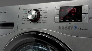 تصویر بهترین مدل ماشین لباسشویی اسنوا کدام است؟
