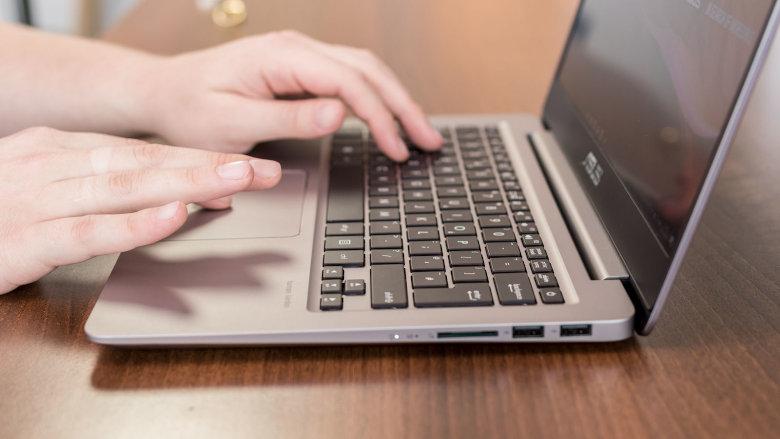 کیبورد لپ تاپ ایسوس زنبوک ZenBook UX410UF ZR