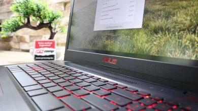 تصویر بررسی قیمت و خرید لپ تاپ گیمینگ ایسوس FX570UD-L