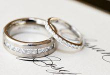 تصویر 10 مدل حلقه طلا و پشت حلقه شیک برای نشون عروس