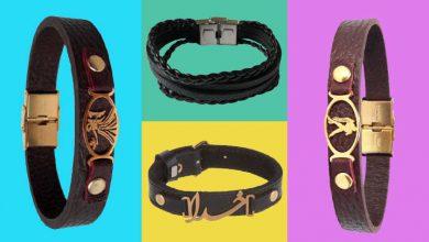 Photo of 10 دستبند چرمی ماه تولد و طرح دار مناسب برای هدیه دادن