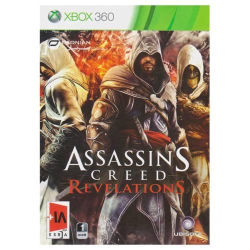 بازی Assassins Creed Revelations مخصوص ایکس باکس 360