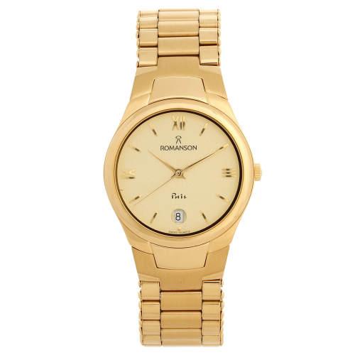 ساعت مچی عقربه ای مردانه رومانسون مدل NM4514MM1GA81G