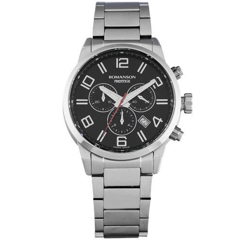 ساعت مچی عقربه ای مردانه رومانسون مدل TM3259HM1WA32W
