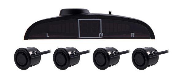 سنسور دنده عقب خودرو بوستر مدل BSP-X4VB