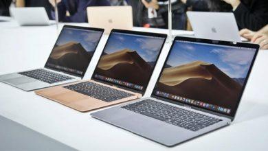 تصویر بررسی و خرید لپ تاپ اپل مک بوک MacBook Air MVFM2 2018