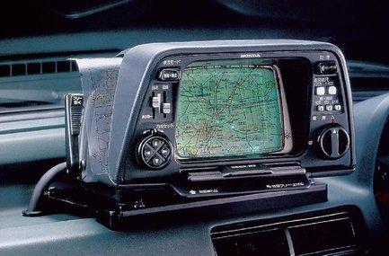 مانیتور نقشه خودرو