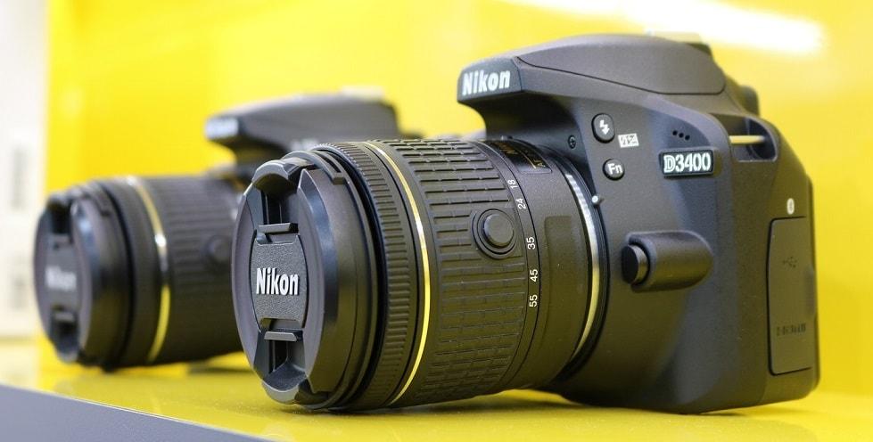 بررسی و خرید دوربین دیجیتال نیکون مدل D3400