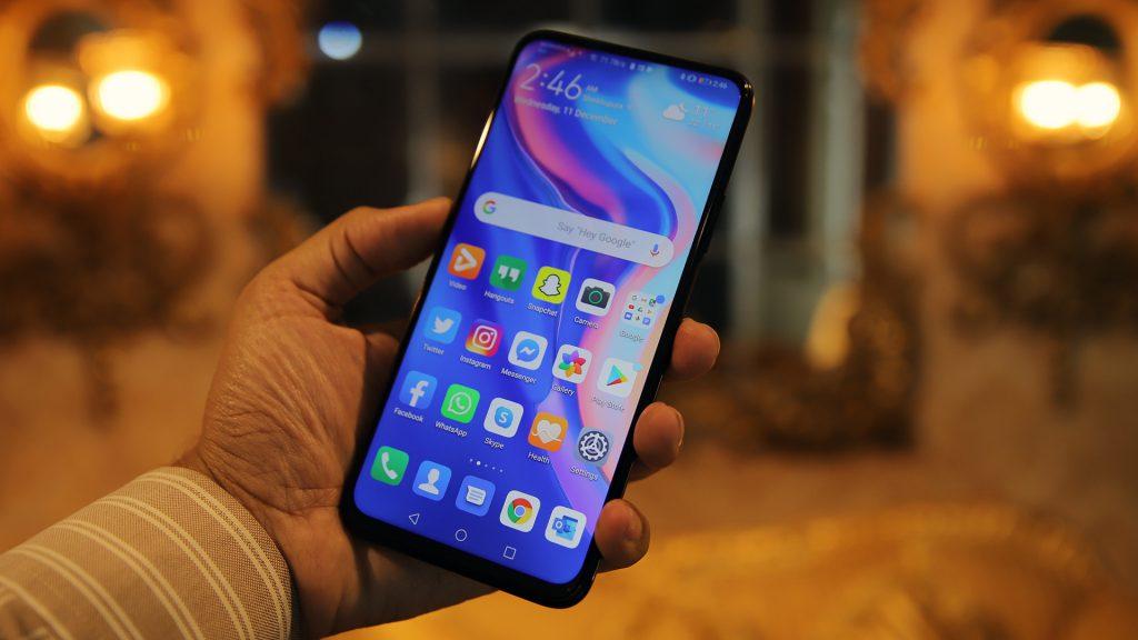 بررسی و خرید گوشی موبایل هوآوی مدل Y9s STK-L21