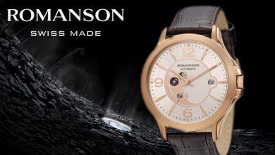 Photo of بهترین مدل ساعت مردانه رومانسون اصل (Romanson)