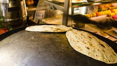 Photo of بهترین ساج نان پزی خانگی و نحوه پخت نان روی ساج