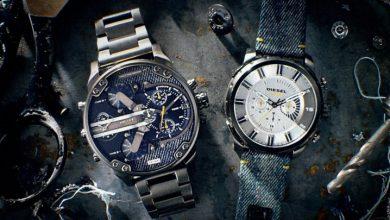 Photo of 10 مدل از بهترین ساعت مردانه دیزل اصل با بند چرم و فلزی