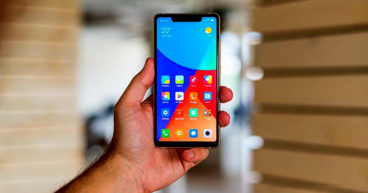 Xiaomi Mi 8 SE M1805E2A