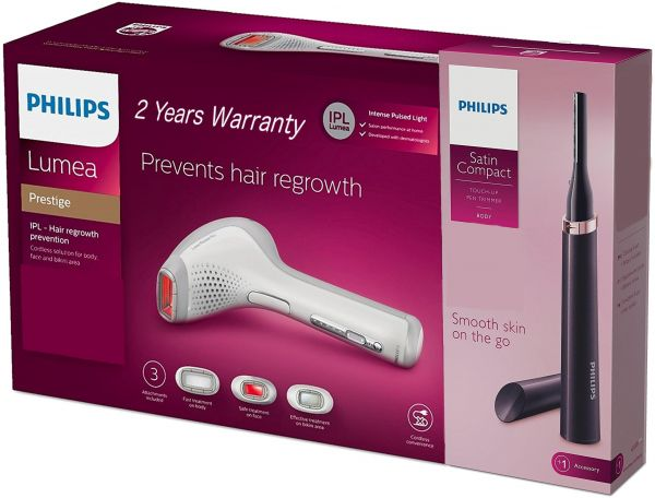 Philips SC2009/60 Laser Hair Remover