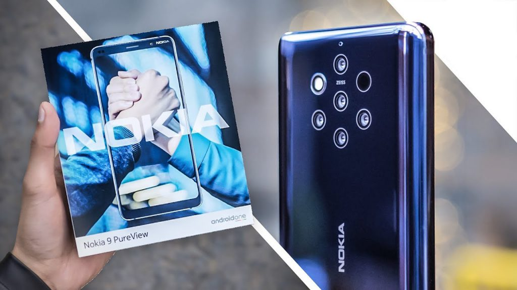 Nokia 9 PureView TA-1087