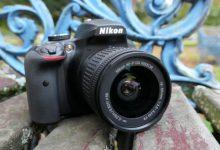 تصویر بررسی قیمت و خرید دوربین نیکون d3400 با لنز 18-55