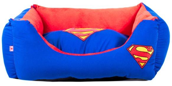 جای خواب سگ و گربه مدکاو مدل سوپرمن