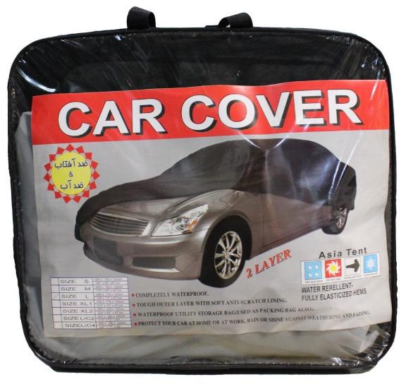 روکش خودرو مدل MO01 مناسب برای پراید هاچ بک و تیبا 2