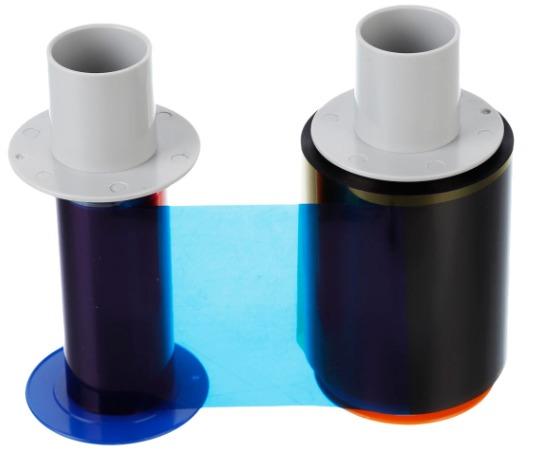 ریبون رنگی پرینتر کارت مدل 084051 YMCK