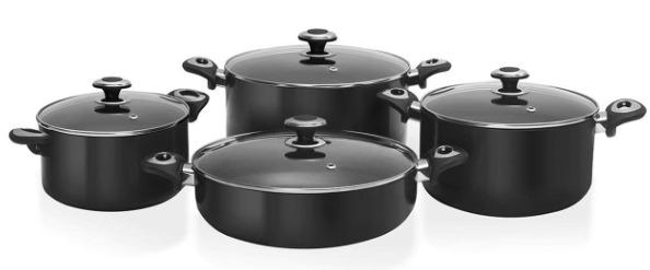 سرویس پخت و پز 8 پارچه هاردآنادایزد کارال مدل رپال