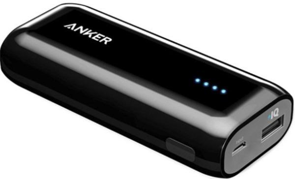 شارژر همراه انکر مدل A1211 Astro E1 با ظرفیت 5200 میلی آمپر ساعت