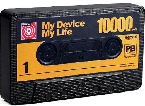 شارژر همراه ریمکس مدل Tape با ظرفیت 10000 میلی آمپر ساعت