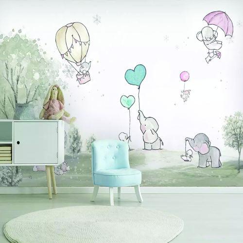 پوستر دیواری اتاق کودک کد N07