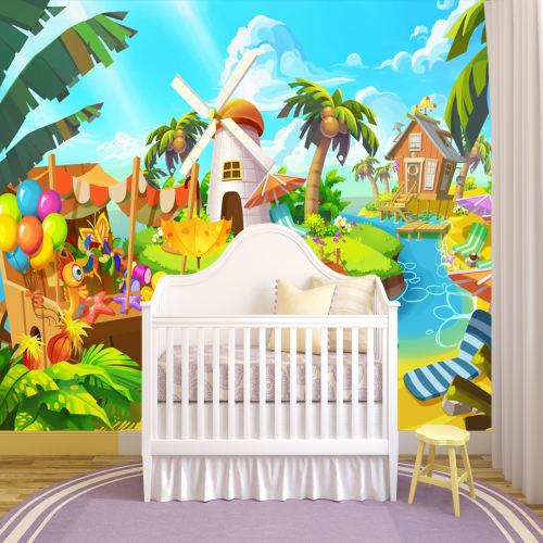 پوستر دیواری کودک کد ARTS786