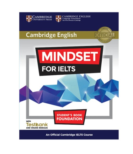 کتاب زبان Cambridge English Mindset For IELTS Foundation Student Book همراه با CD