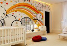 تصویر خرید پوستر اتاق کودک دخترانه و پسرانه در انواع سه بعدی