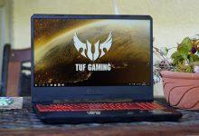تصویر بررسی مشخصات و خرید لپ تاپ گیمینگ ایسوس FX505DV سری C