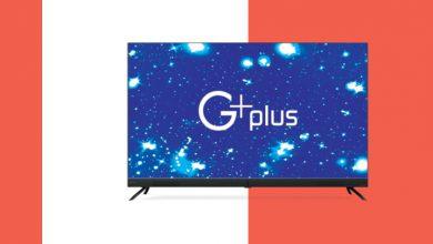 تصویر بهترین تلویزیون جی پلاس 32 تا 55 اینچی هوشمند