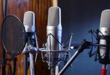 تصویر بهترین میکروفون استودیویی حرفهای از مارکهای معروف